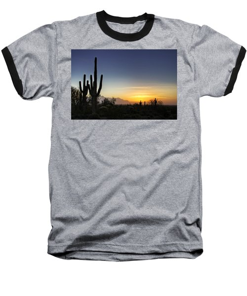 A Sonoran Sunrise  Baseball T-Shirt