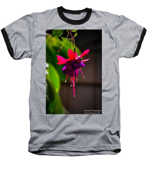 A Special Red Flower  Baseball T-Shirt