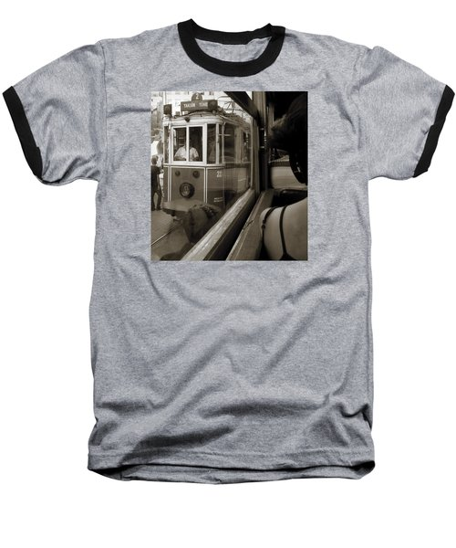 A Streetcar Named Desire Baseball T-Shirt by RicardMN Photography