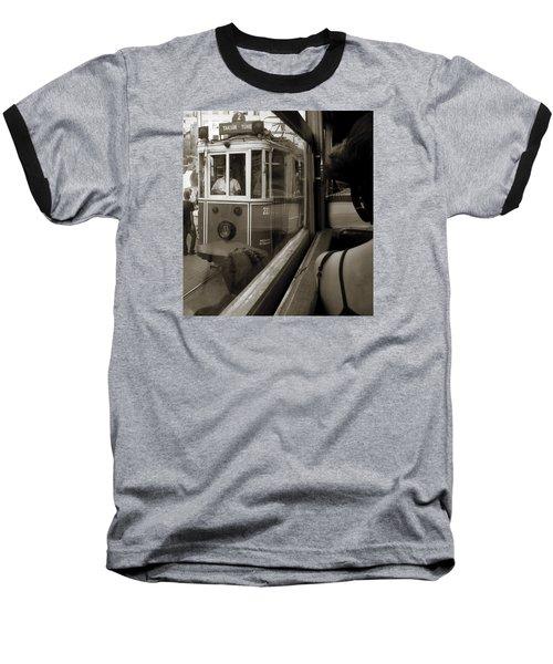 A Streetcar Named Desire Baseball T-Shirt