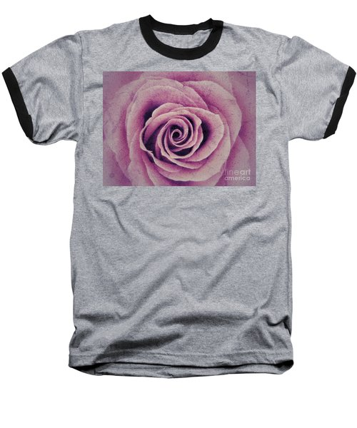 A Sugared Rose Baseball T-Shirt
