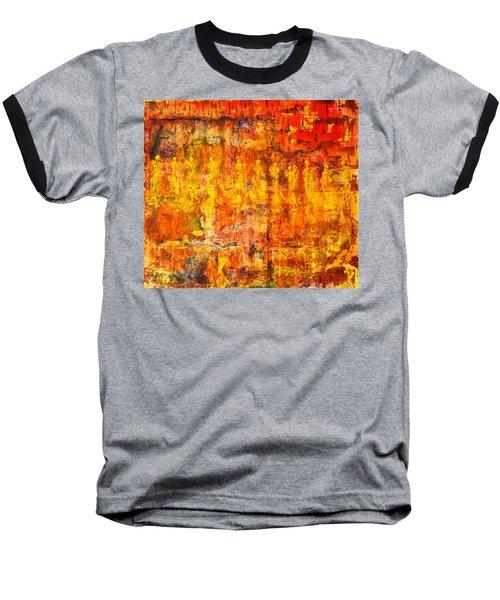 A Sunset Of Angels Baseball T-Shirt