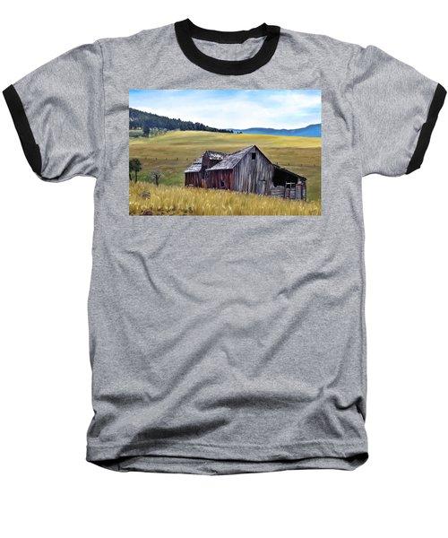 A Time In Montana Baseball T-Shirt