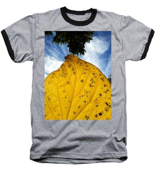 A Touch Of God Baseball T-Shirt