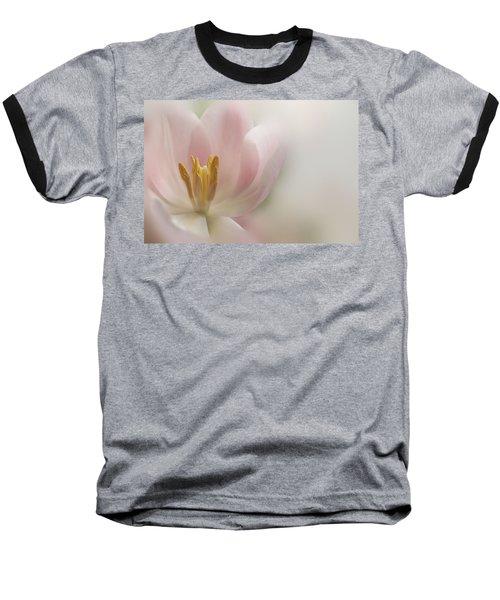 A Touch Of Pink Baseball T-Shirt