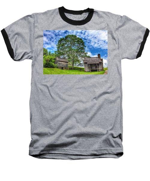 A Trip Back In Time Baseball T-Shirt