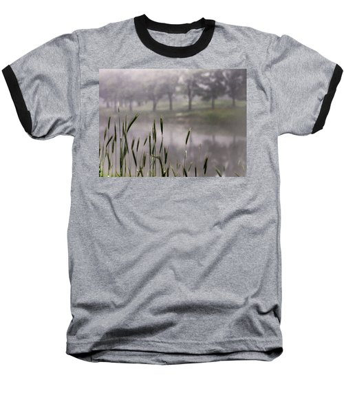 A View In The Mist Baseball T-Shirt