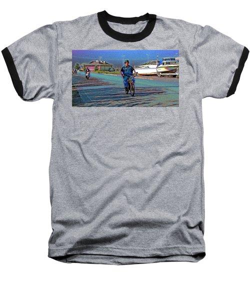 A Vintage Whizz Leading Baseball T-Shirt