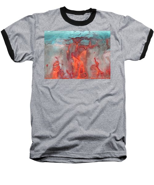 A Vision Of Hell Baseball T-Shirt