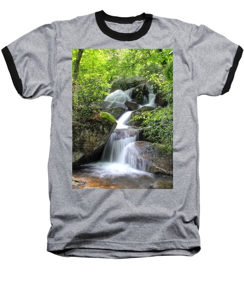 A Walk Along The Jacob Fork Baseball T-Shirt