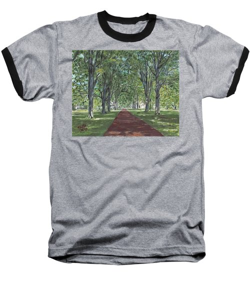Washington Crossing State Park Baseball T-Shirt