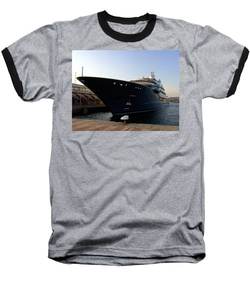 A Weekend Boat Baseball T-Shirt