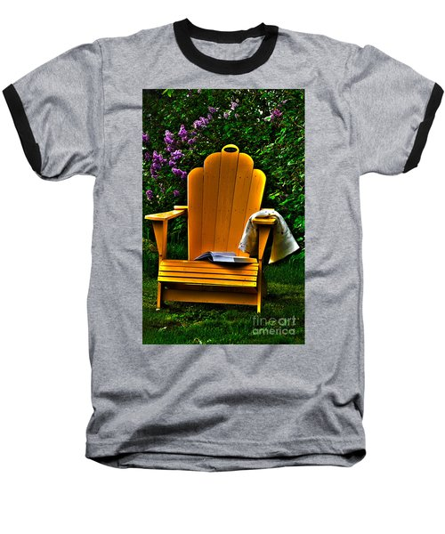 A Well Deserved Rest Baseball T-Shirt