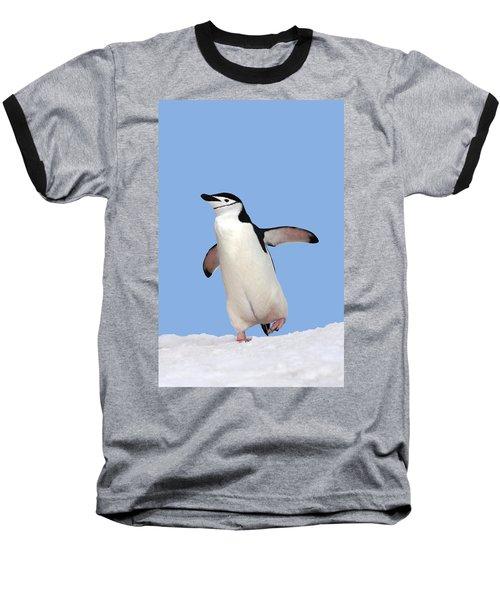 A Winter Walk Baseball T-Shirt