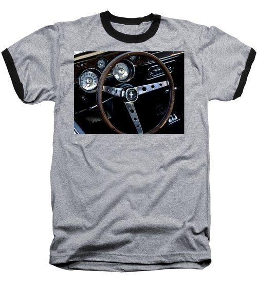 A Work Of Art Baseball T-Shirt