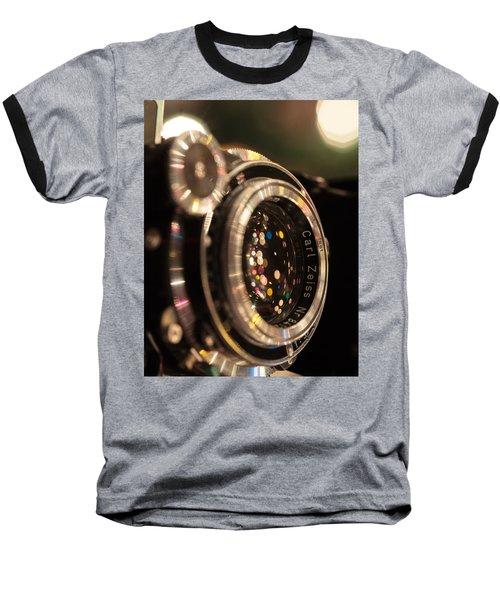 A Zeiss Christmas Baseball T-Shirt