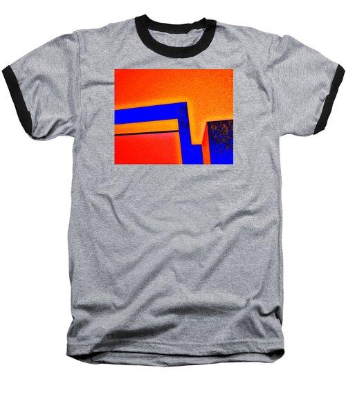Manhattan Nocturne 66 Baseball T-Shirt by Bill OConnor