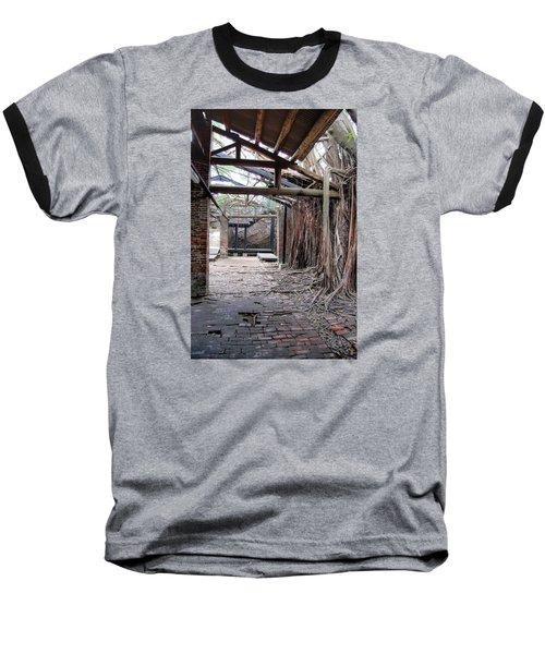 Abandon Warehouse  Baseball T-Shirt