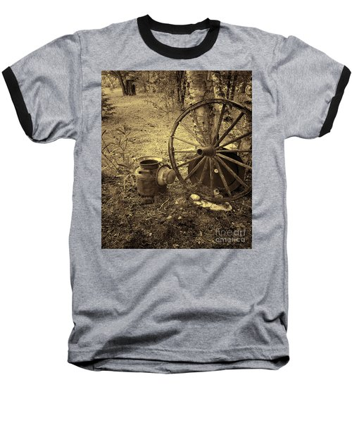 Abandoned - Antique Vintage Baseball T-Shirt