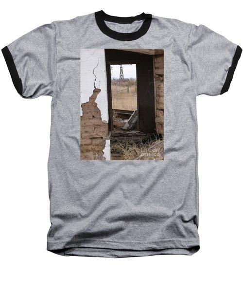 Abandoned In Texas Baseball T-Shirt