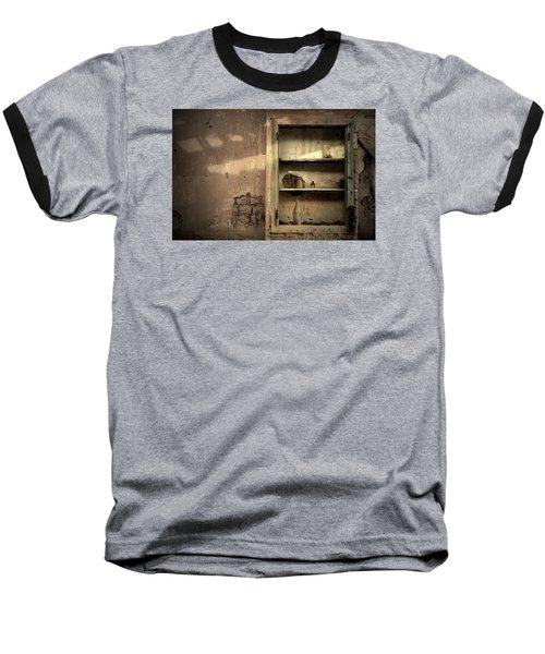 Abandoned Kitchen Cabinet Baseball T-Shirt