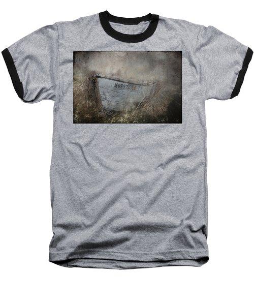 Abandoned On Sugar Island Michigan Baseball T-Shirt
