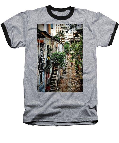 Abandoned Place In Sao Paulo Baseball T-Shirt