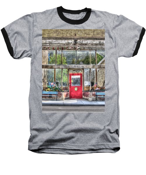 Abandoned Shop Baseball T-Shirt
