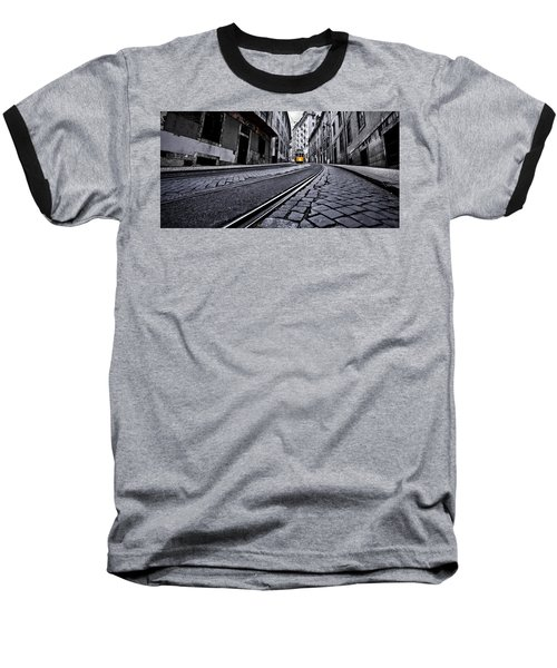 Abandoned Way Baseball T-Shirt