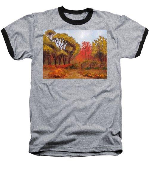 Abeel Fields Baseball T-Shirt by Jason Williamson