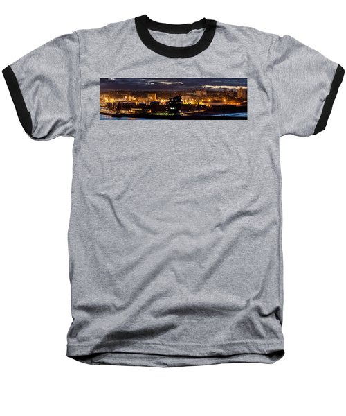 Aberdeen Skyline Baseball T-Shirt