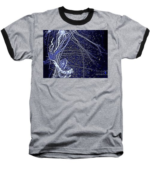 Aberration Of Jelly Fish In Rhapsody Series 3 Baseball T-Shirt