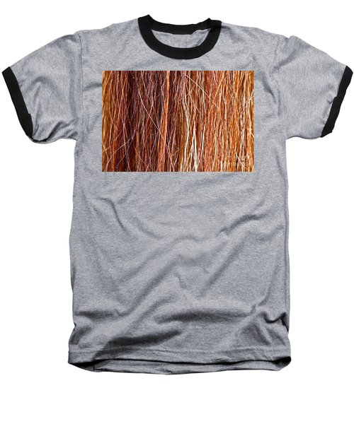 Ablaze Baseball T-Shirt by Michelle Twohig