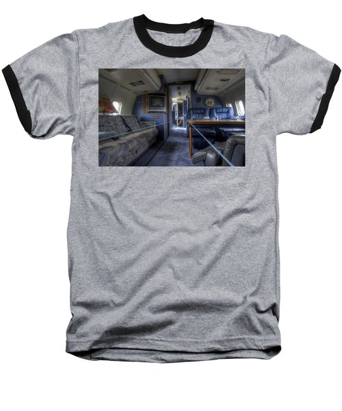 Aboard Air Force Two Baseball T-Shirt