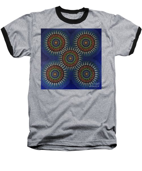Aboriginal Inspirations 16 Baseball T-Shirt