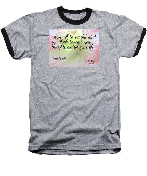 Above All Baseball T-Shirt
