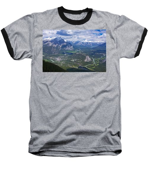 Above Banff Baseball T-Shirt