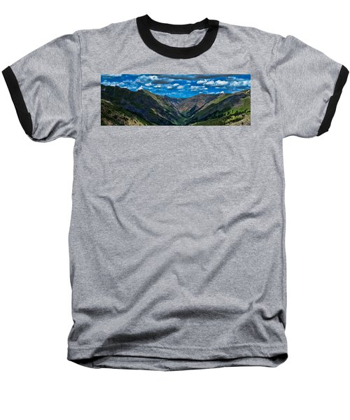 Baseball T-Shirt featuring the photograph Above It All by Don Schwartz