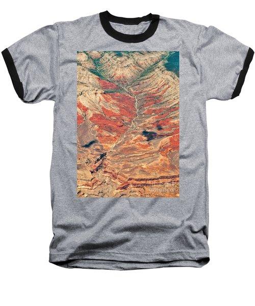 Baseball T-Shirt featuring the digital art Above Timber Line by Mae Wertz