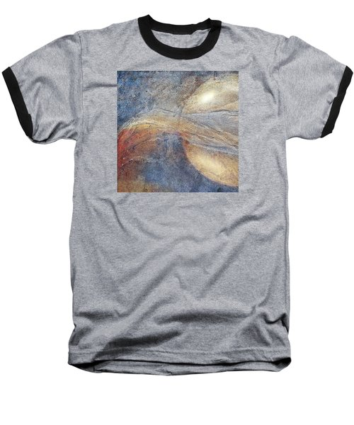 Abstract 9 Baseball T-Shirt