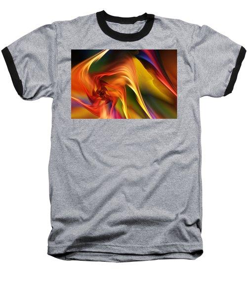 Abstract 031814 Baseball T-Shirt