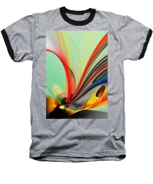 Abstract 040713 Baseball T-Shirt