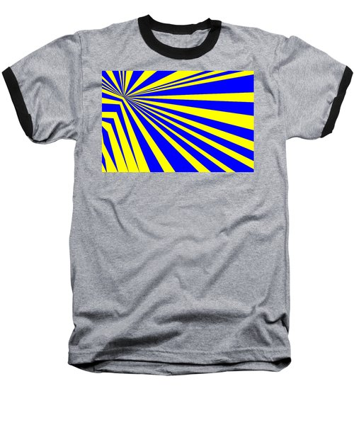 Abstract 150 Baseball T-Shirt