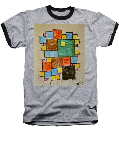Abstract 89-003 Baseball T-Shirt