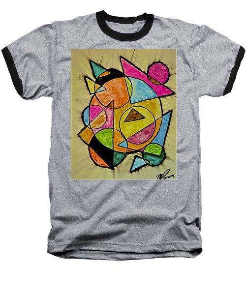 Abstract 89-004 Baseball T-Shirt