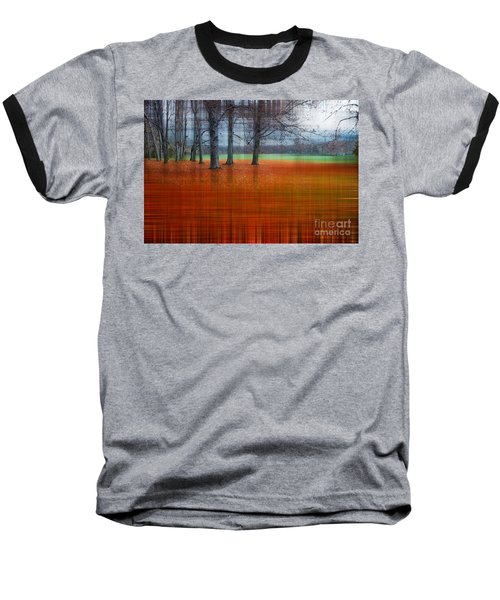 abstract atumn II Baseball T-Shirt