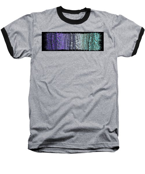 Abstract Fusion 219 Baseball T-Shirt
