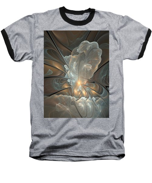 Abstract Baseball T-Shirt