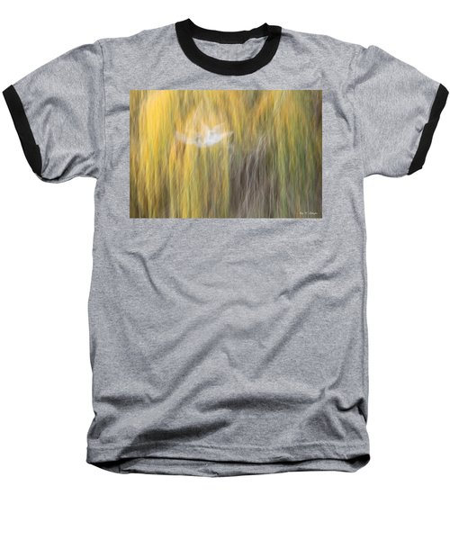 Baseball T-Shirt featuring the photograph Abstract Haze by Amy Gallagher