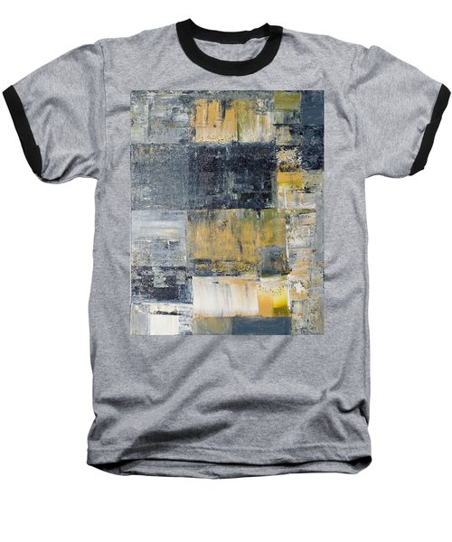 Abstract Painting No. 4 Baseball T-Shirt